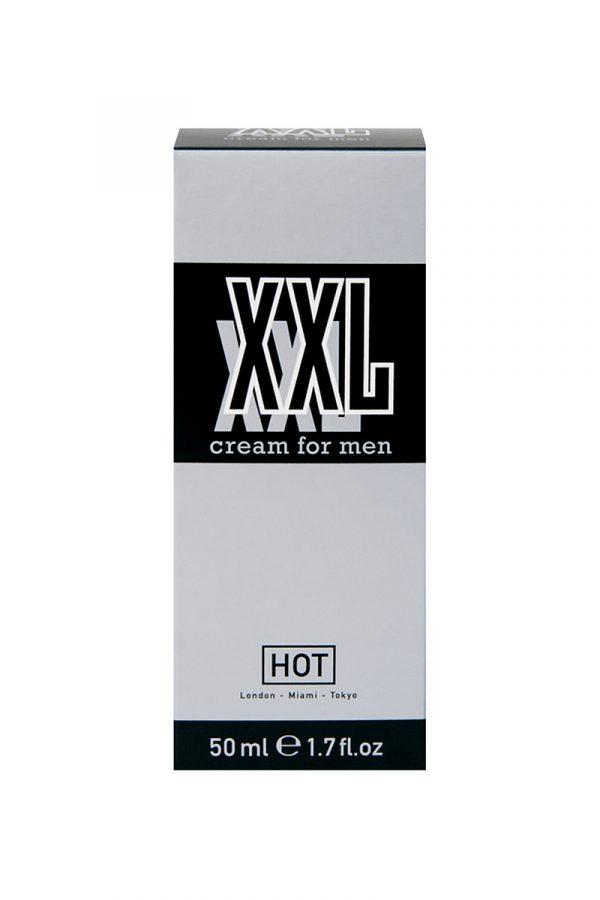 Крем для мужчин XXL 50 мл, Категория - Интимная косметика/Кремы для стимуляции и коррекции размеров/Кремы для увеличения пениса, Атрикул 0T-00000845 Изображение 2