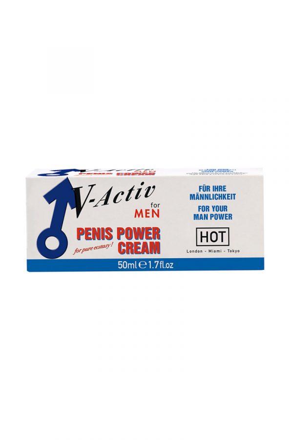 Крем для мужчин Ви-эктив 50 мл, Категория - Интимная косметика/Кремы для стимуляции и коррекции размеров/Кремы для увеличения пениса, Атрикул 0T-00000850 Изображение 2