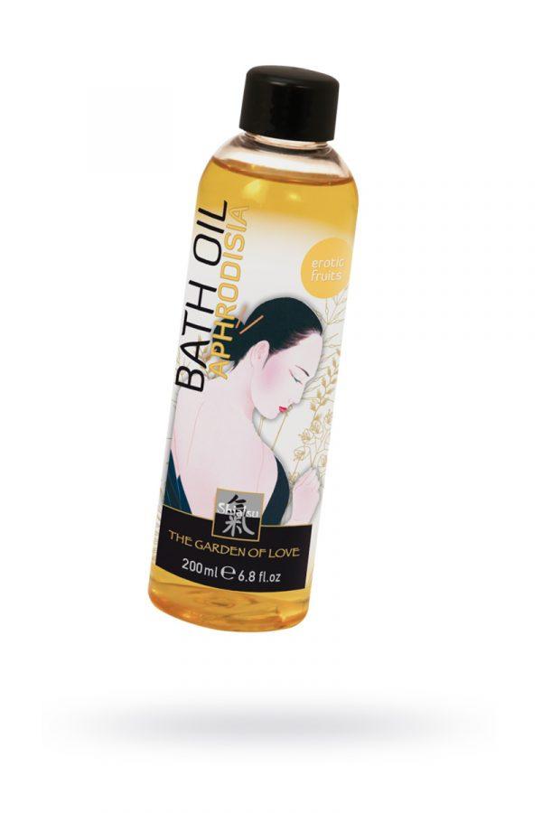 Масло для ванны ''Афродизия'' с запахом экзотических фруктов 200 мл, Категория - Интимная косметика/Косметика для ванны и душа/Релакс-средства, Атрикул 0T-00000861 Изображение 1
