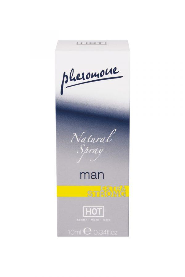 Спрей мужской с феромонами  ''Сумерки'' (натуральный) 10 мл, Категория - Интимная косметика/Косметика с феромонами/Духи с феромонами, Атрикул 0T-00001052 Изображение 2