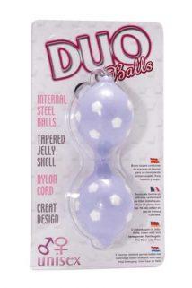Вагинальные шарики 3,8 см, Категория - Секс-игрушки/Вагинальные шарики и тренажеры интимных мышц/Вагинальные шарики, Атрикул 00138623 Изображение 1