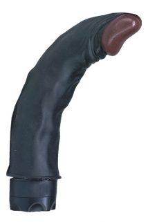 Реалистичный вибратор Tonga, PVC, мультискоростной, 18 см, Категория - Секс-игрушки/Вибраторы/Реалистичные вибраторы, Атрикул 00006409 Изображение 1