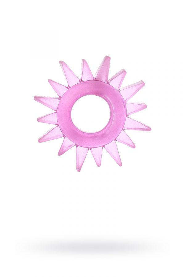 Эрекционное кольцо TOYFA, TPE, розовый, Категория - Секс-игрушки/Кольца и насадки/Кольца на пенис, Атрикул 00138549 Изображение 1