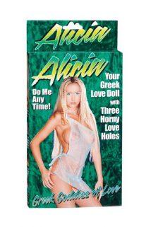Кукла Алиса, Категория - Секс-игрушки/Секс куклы/Женщины, Атрикул 00010081 Изображение 1