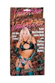Кукла Валентина, Категория - Секс-игрушки/Секс куклы/Женщины, Атрикул 00010079 Изображение 1