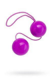 Вагинальные шарики TOYFA, ABS пластик, фиолетовый, 20,5 см, Категория - Секс-игрушки/Вагинальные шарики и тренажеры интимных мышц/Вагинальные шарики, Атрикул 00132663 Изображение 1