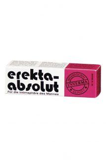 Крем возбуждающий Inverma Erekta - Absolut, для мужчин, 18 мл, Категория - Интимная косметика/Кремы для стимуляции и коррекции размеров/Кремы возбуждающие, Атрикул 00000172 Изображение 1