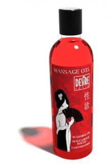 Масло для массажа Desire разогревающее 150мл, Категория - Интимная косметика/Средства для массажа/Гели и масла, Атрикул 00135710 Изображение 1