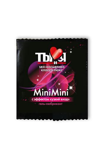 Гель-любрикант Ты и Я ''MiniMini'' для женщин 4г,20 шт в упаковке, Категория - Интимная косметика/Кремы для стимуляции и коррекции размеров/Кремы с эффектом сужения, Атрикул 0T-00000801 Изображение 1