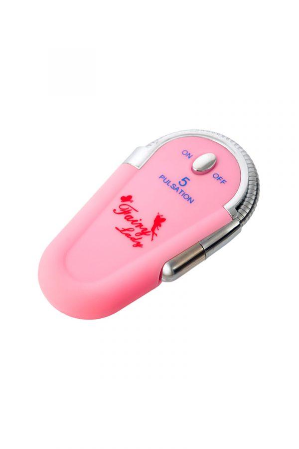 Виброяйцо TOYFA, ABS пластик, розовый, 16,2 см, Категория - Секс-игрушки/Вибраторы/Виброяйца, Атрикул 0T-00001790 Изображение 3
