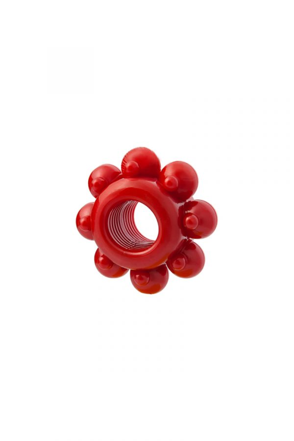Набор разноцветных колец на пенис 6 шт. TOYFA, TPE, Категория - Секс-игрушки/Кольца и насадки/Наборы колец и насадок, Атрикул 00137290 Изображение 2