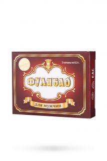 Фулибао 2 капсулы, Категория - БАДы/БАДы для мужчин, Атрикул 0T-00003202 Изображение 1