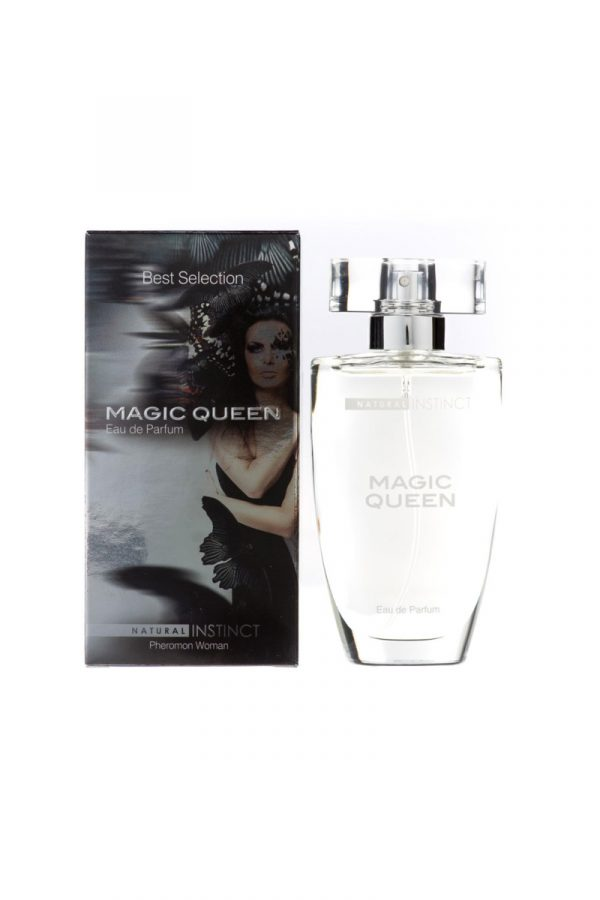 Парфюмерная вода ''N-I Best Selection '' ''MAGIC QUEEN'' 50мл, Категория - Интимная косметика/Косметика с феромонами/Духи с феромонами, Атрикул 0T-00003212 Изображение 1