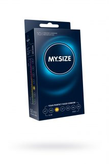 Презервативы  ''MY.SIZE'' №10 размер 53 (ширина 53mm), Категория - Презервативы/Классические презервативы, Атрикул 0T-00003542 Изображение 1