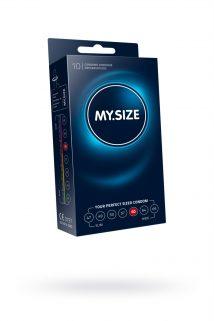 Презервативы  ''MY.SIZE'' №10 размер 60 (ширина 60mm), Категория - Презервативы/Классические презервативы, Атрикул 0T-00003544 Изображение 1