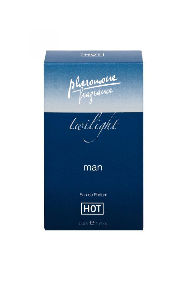 Духи для мужчин ''Twilight'' с феромонами 50 мл, Категория - Интимная косметика/Косметика с феромонами/Духи с феромонами, Атрикул 0T-00003576 Изображение 2