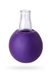Зажим на соски Dream Toys, фиолетовый, Категория - БДСМ, фетиш/Фиксация и бондаж/Зажимы для сосков, Атрикул 0T-00004165 Изображение 1