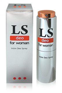 Дезодорант для интимной зоны LOVESPRAY DEO для женщин , 18 мл, Категория - Интимная косметика/Средства для интимной гигиены, Атрикул 0T-00004546 Изображение 1