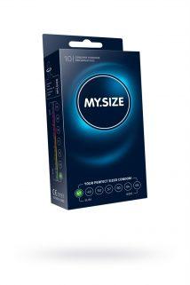 Презервативы  ''MY.SIZE'' №10 размер 47 (ширина 47mm), Категория - Презервативы/Классические презервативы, Атрикул 0T-00004627 Изображение 1