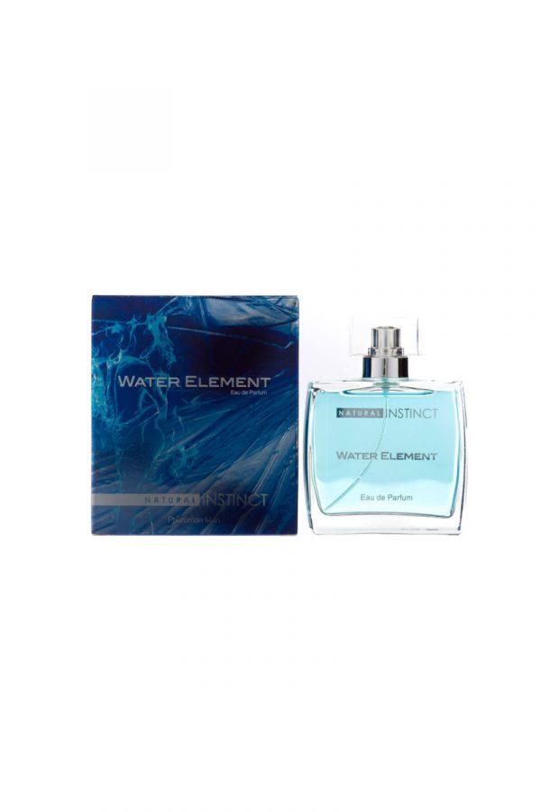 Парфюмерная вода Natural Instinct Water Element, для мужчин, 100 мл, Категория - Интимная косметика/Косметика с феромонами/Духи с феромонами, Атрикул 0T-00005477 Изображение 1
