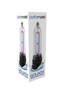 Гидропомпа Bathmate Goliath, прозрачная, 35 см, Категория - Секс-игрушки/Помпы/Помпы для пениса, Атрикул 0T-00005865 Изображение 1