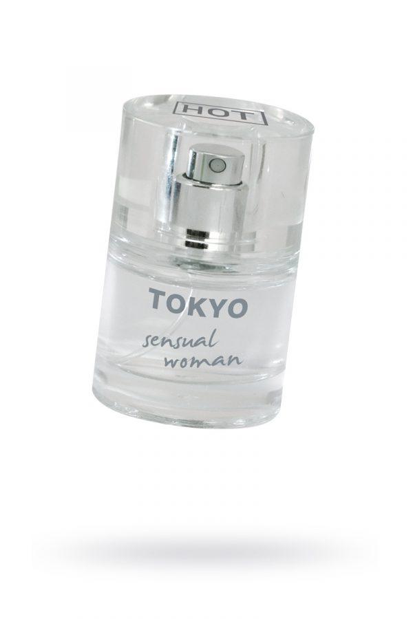 Духи для женщин Tokyo Sensual 30 мл, Категория - Интимная косметика/Косметика с феромонами/Духи с феромонами, Атрикул 0T-00005985 Изображение 1