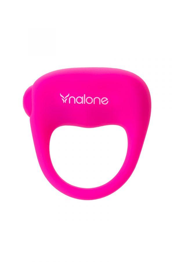 Эрекционное кольцо на пенис Nalone Ping, Силикон, Розовый, Ø 4 см, Категория - Секс-игрушки/Кольца и насадки/Кольца на пенис, Атрикул 0T-00007108 Изображение 2