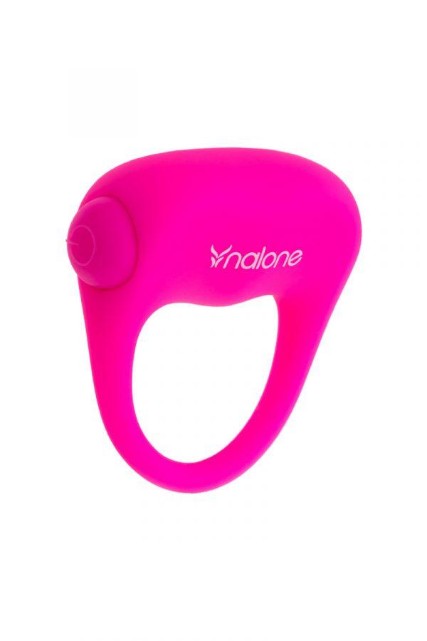 Эрекционное кольцо на пенис Nalone Ping, Силикон, Розовый, Ø 4 см, Категория - Секс-игрушки/Кольца и насадки/Кольца на пенис, Атрикул 0T-00007108 Изображение 3
