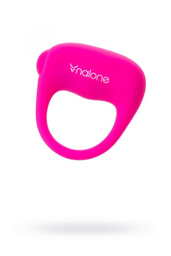 Эрекционное кольцо на пенис Nalone Ping, Силикон, Розовый, Ø 4 см, Категория - Секс-игрушки/Кольца и насадки/Кольца на пенис, Атрикул 0T-00007108 Изображение 1