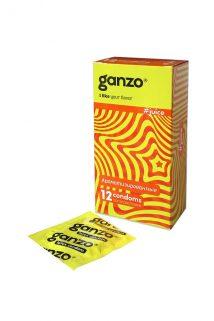 Презервативы Ganzo Juice №12 Ароматизированные ШТ, Категория - Презервативы/Классические презервативы, Атрикул 0T-00007214 Изображение 1