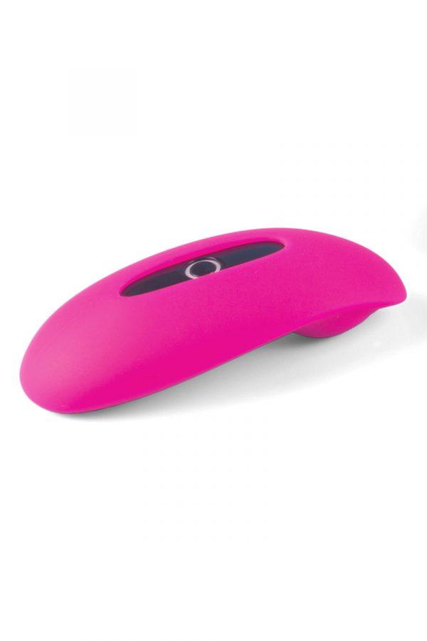 Клиторальный стимулятор Magic Motion CANDY,розовый, Категория - Секс-игрушки/Стимуляторы клитора и наружных интимных зон/Вибромассажеры клитора и наружных интимных зон, Атрикул 0T-00007431 Изображение 1