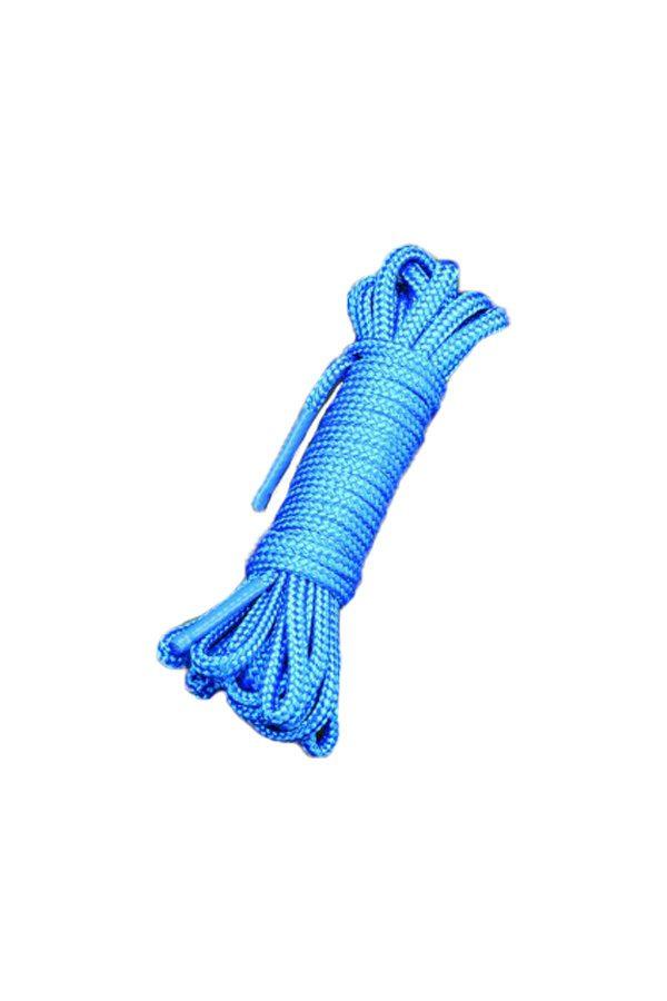 Бондаж Sitabella голубой 9 м, Категория - БДСМ, фетиш/Фиксация и бондаж/Веревки, ленты для бондажа, Атрикул 0T-00007442 Изображение 1