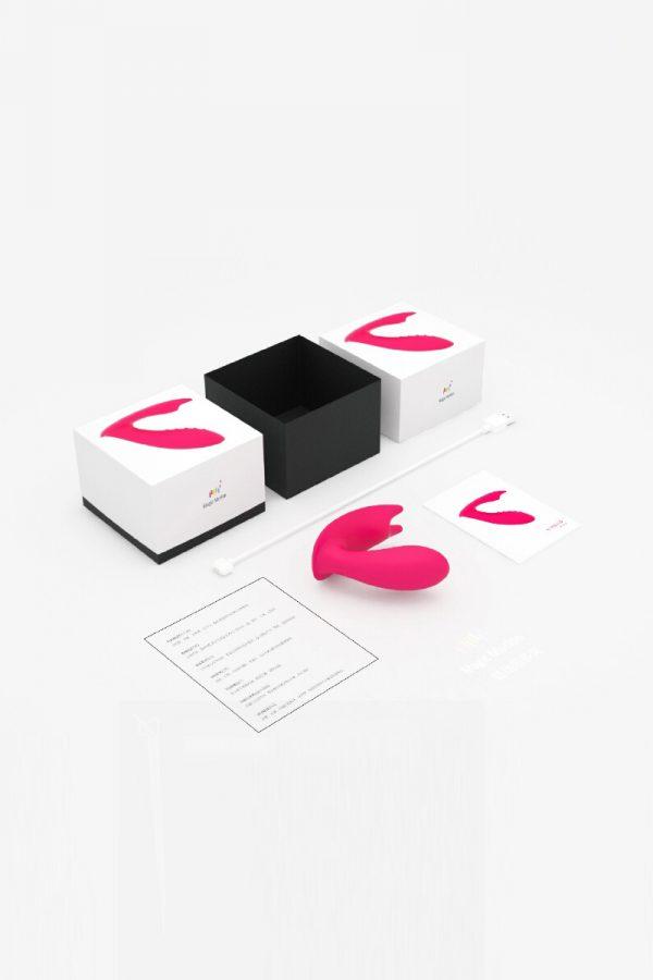 Стимулятор Magic Motion EIDOLON,розовый, Категория - Секс-игрушки/Вибраторы/Вибраторы с клиторальным стимулятором, Атрикул 0T-00007873 Изображение 2