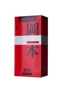 Презервативы Окамото серия Skinless Skin  Super thin  № 10 Ультра-тонкая классика, Категория - Презервативы/Классические презервативы, Атрикул 0T-00008083 Изображение 1
