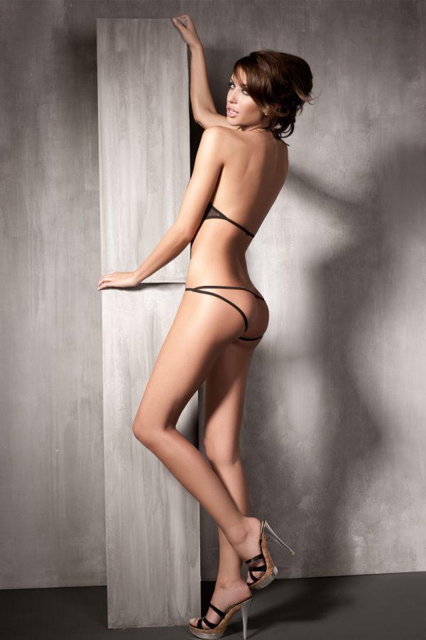 L Боди с доступом Anais Naked Shadow, черное, L, Категория - Белье и одежда/Женская одежда и белье/Боди и комбинезоны, Атрикул 0T-00007949 Изображение 3