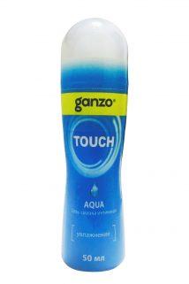 Лубрикант Ganzo Aqua 50 ml, Категория - Гели, смазки и лубриканты/Гели и смазки для вагинального секса, Атрикул 0T-00008220 Изображение 1