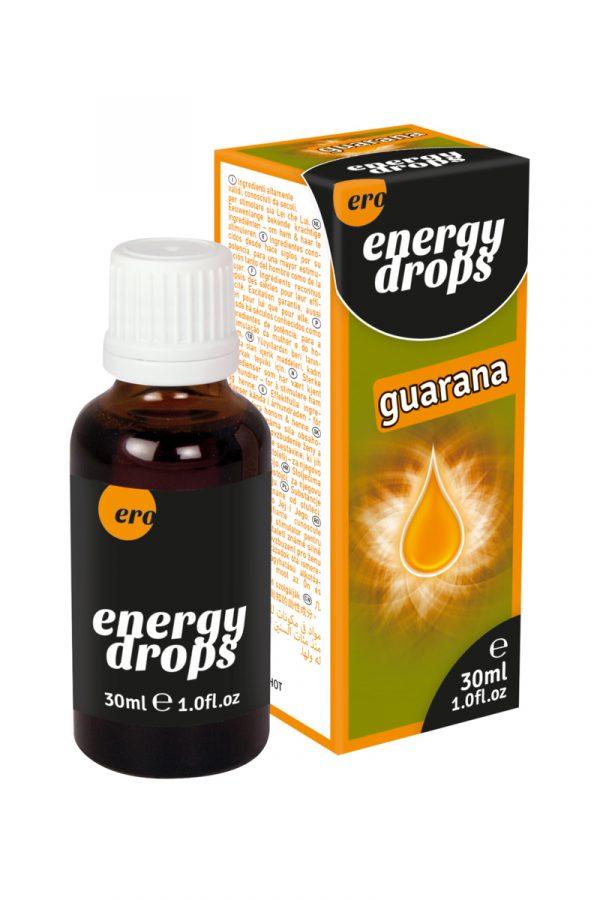 Капли для мужчин и женщин Energy Drops Guarana (m+w) 30 мл., Категория - БАДы/БАДы унисекс, Атрикул 0T-00008234 Изображение 2
