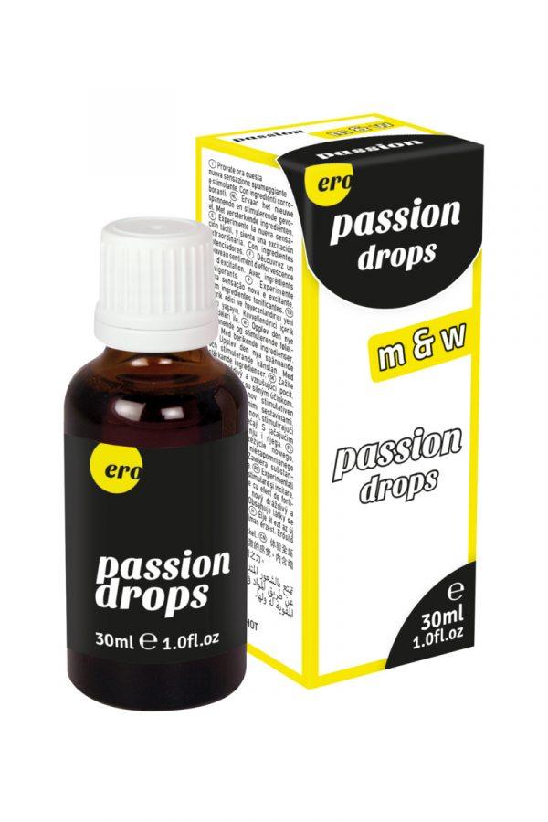 Капли для мужчин и женщин Passion Drops (m+w) 30 мл., Категория - БАДы/БАДы унисекс, Атрикул 0T-00008233 Изображение 2