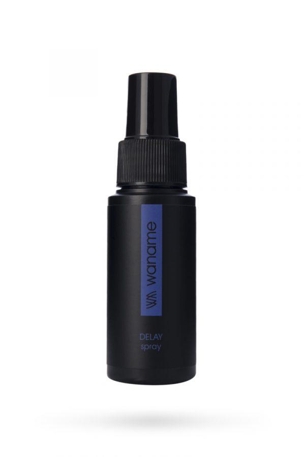 Спрей Waname Delay Spray для продления эрекции, 50 мл, Категория - Интимная косметика/Кремы для стимуляции и коррекции размеров/Кремы-пролонгаторы, Атрикул 0T-00008206 Изображение 1