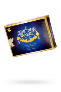 Флекс  8 капсул +1 подарок, Категория - БАДы/БАДы для мужчин, Атрикул 0T-00008679 Изображение 1