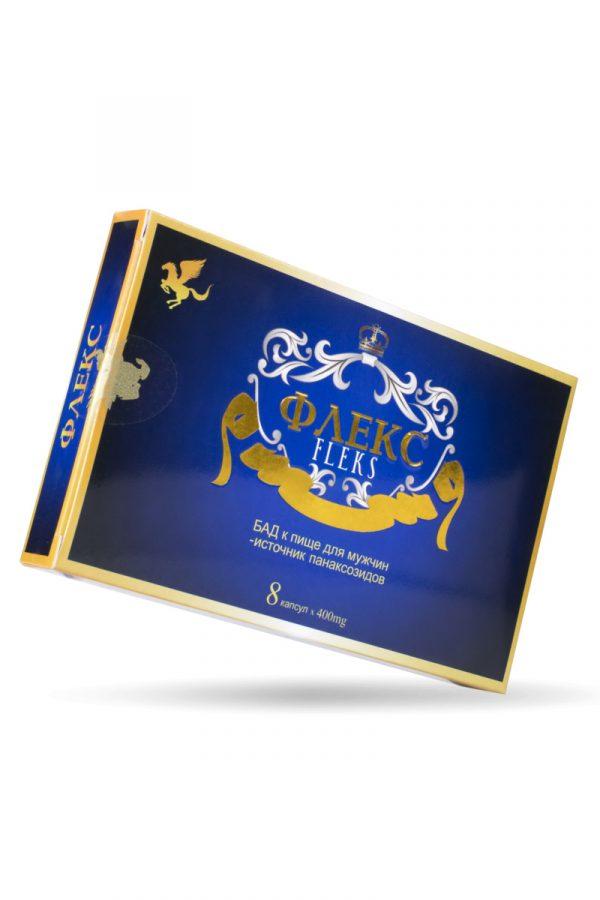 Флекс  8 капсул +1 подарок, Категория - БАДы/БАДы для мужчин, Атрикул 0T-00008679 Изображение 2