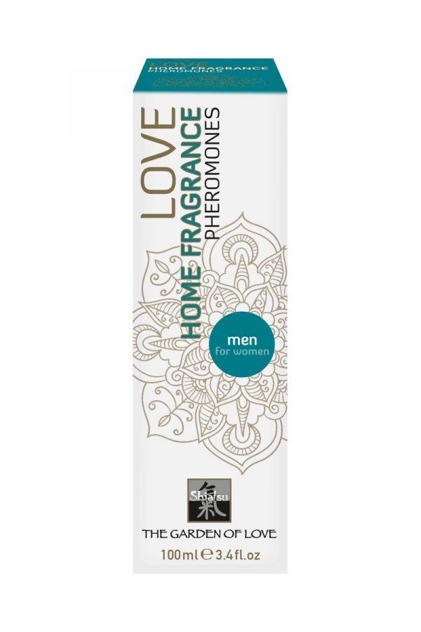 Феромоны для дома HOT Shiatsu Home Fragrance men (Мужские для привлечения женщин), 100 мл, Категория - Интимная косметика/Косметика с феромонами/Духи с феромонами, Атрикул 0T-00008848 Изображение 2