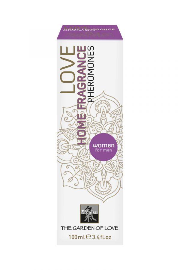 Феромоны для дома HOT Shiatsu Home Fragrance women (Женские для привлечения мужчин), 100 мл, Категория - Интимная косметика/Косметика с феромонами/Духи с феромонами, Атрикул 0T-00008849 Изображение 2