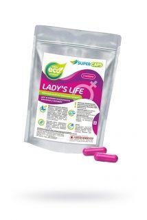 Капсулы Lady'sLife возбуждающие для женщин ,2 штуки, Категория - БАДы/БАДы для женщин, Атрикул 0T-00009280 Изображение 1