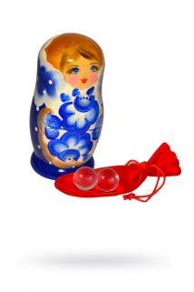 Вагинальные шарики Sitabella стекло,Ø2,0 см, Категория - Секс-игрушки/Вагинальные шарики и тренажеры интимных мышц/Вагинальные шарики, Атрикул 0T-00009649 Изображение 1