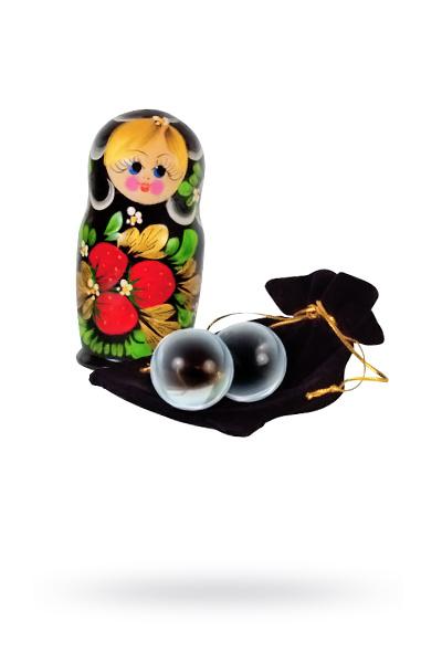 Вагинальные шарики Sitabella стекло,Ø3,0 см, Категория - Секс-игрушки/Вагинальные шарики и тренажеры интимных мышц/Вагинальные шарики, Атрикул 0T-00009650 Изображение 1