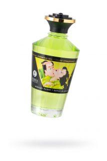 Массажное масло Shunga Полночный щербет, возбуждающее, натуральное, 100 мл, Категория - Интимная косметика/Средства для массажа/Гели и масла, Атрикул 0T-00009676 Изображение 1
