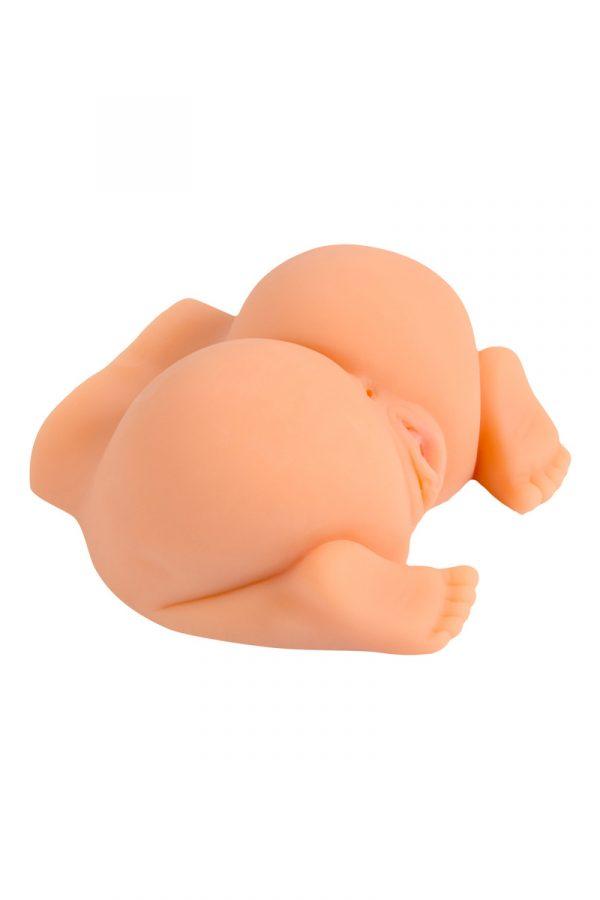 Мастурбатор реалистичный вагина+анус, XISE , TPR, телесный, 22 см, Категория - Секс-игрушки/Мастурбаторы/Реалистичные мастурбаторы, Атрикул 0T-00009864 Изображение 3