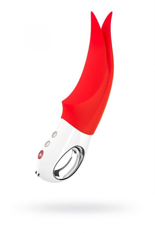 Вибратор Fun  Factory VOLTA, красный, Категория - Секс-игрушки/Вибраторы/Нереалистичные вибраторы, Атрикул 0T-00010713 Изображение 1