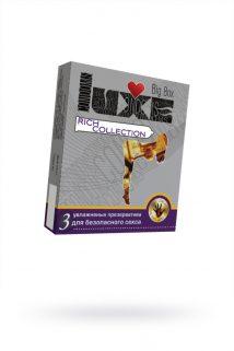 Презервативы Luxe Big Box Rich Collection, 18 см., №3, 24 шт., Категория - Презервативы/Классические презервативы, Атрикул 0T-00010750 Изображение 1